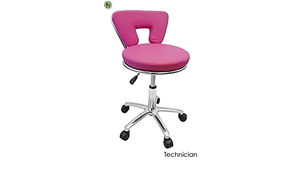 Tremendous Amazon Com Pink Hydraulic Tattoo Salon Rolling Stool Gmtry Best Dining Table And Chair Ideas Images Gmtryco