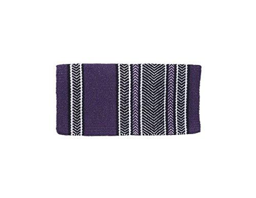 Tough-1 Shoshone Saddle Blanket Purple