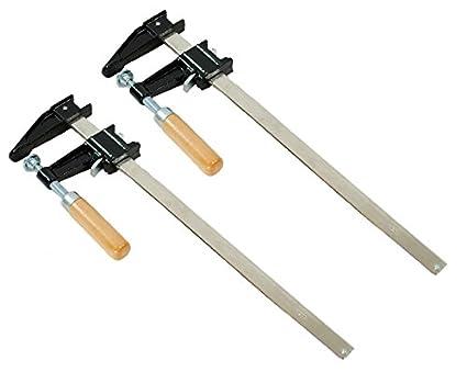 12 Inch Screw Type Adjustable Bar Clamp Woodworking