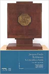 Jacques Emile Ruhlmann, le meuble à fards : L'Art déco au