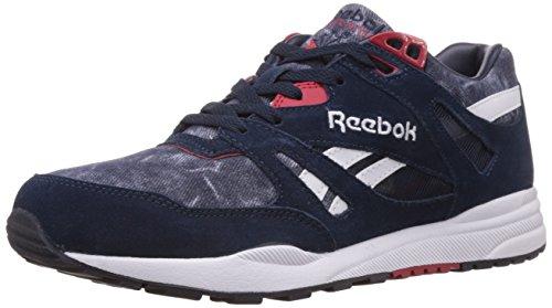 Reebok - Ventilator Awd - M46439 - Color: Azul marino-Blanco - Size: 38.5