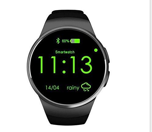 Otras Cogito Classic Smartwatch Silicona Negro: Amazon.es ...