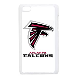 Atlanta Falcons Team Logo iPod Touch 4 Case White 218y3-106465