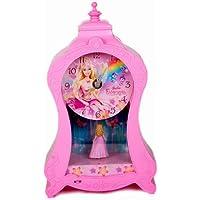 Barbie Fairytopia clock in Pink