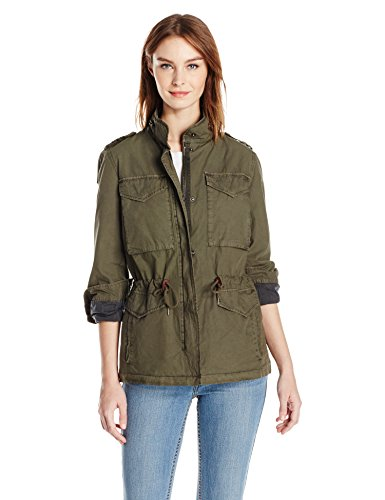 Levi's Women's Lightweight Cotton Four Pocket Field Jacket 41Mg 2B8rc61L