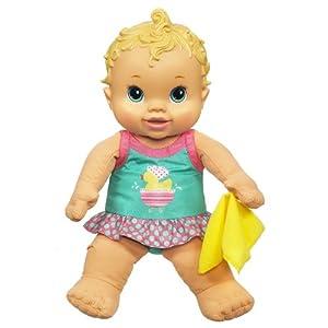 Amazon Com Baby Alive Splash N Giggle Toys Amp Games