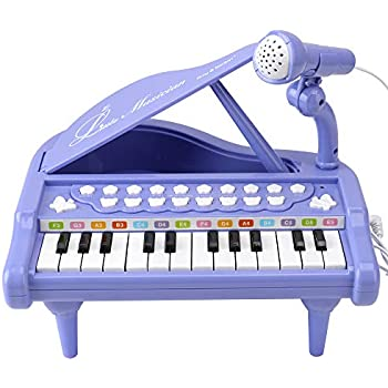Amazon com: Love&Mini Piano Toy Keyboard for Kids Birthday