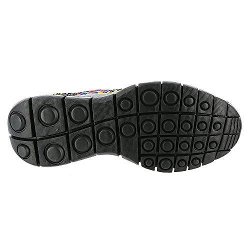 On Bernie Slip Mev Shoe Black Multi Champion Casual Women's qCwPAIxrC