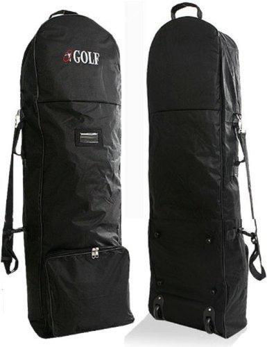 Travel cover golf bag with casters (Travel Case)