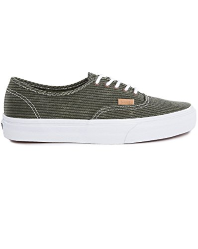 VANS AUTHENTIC CA (Washed Herringbone) Green VZUIFQV Scarpe