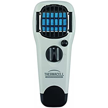 ThermacellMR-XJ Portable Mosquito Repeller, Grey