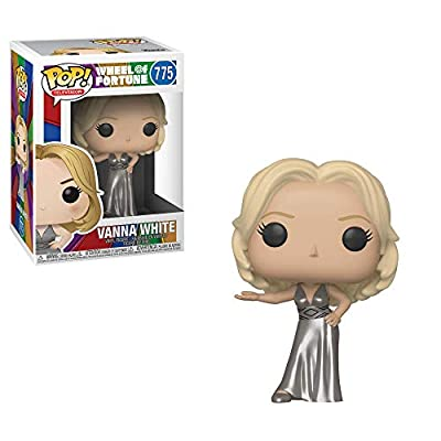 Funko Pop! TV: Wheel of Fortune - Vanna White (Styles May Vary): Toys & Games