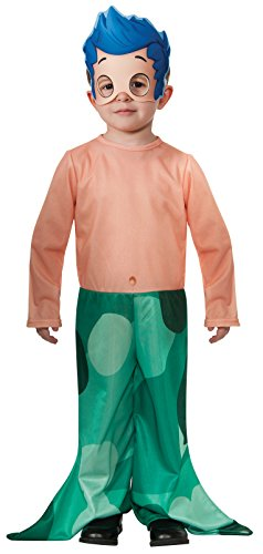 Halloween Bubble Guppies (Rubies Bubble Guppies Gil Costume, Toddler Size)