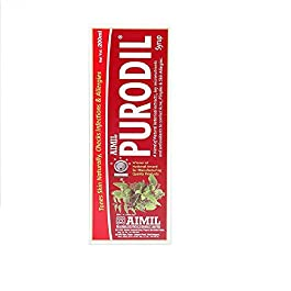AIMIL Purodil Syrup – 200 ml