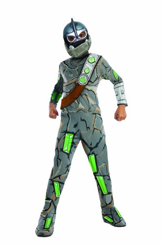 Skylanders Giants Halloween Sensations Crusher Costume, Medium