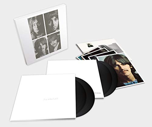 Top beatles vinyl white 50th for 2019