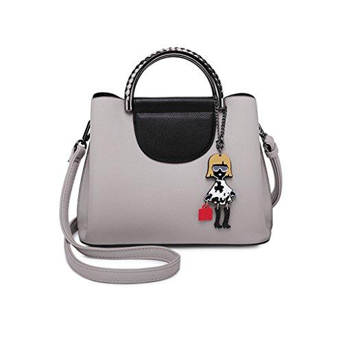 Cross body à travail dames main sac bandoulière pour occasionnel sac de main Couleur Style sac à Faishon sac 5 à 3 les wxqAAz