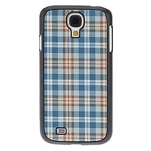 Gt Elegant Grid Pattern Hard Case for Samsung Galaxy S4 I9500