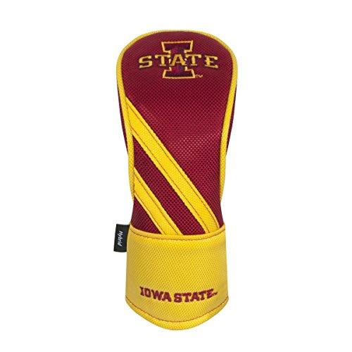 Iowa Golf Headcover - Team Effort Iowa State Cyclones Hybrid Headcover