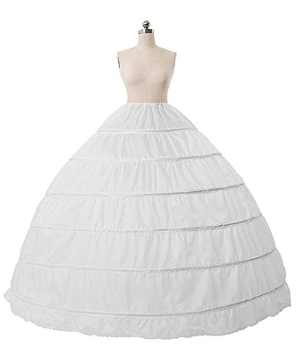 Waist Full Bridal Slip - 7