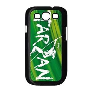 Tarzan Samsung Galaxy S3 9300 Cell Phone Case Black Ezwbx
