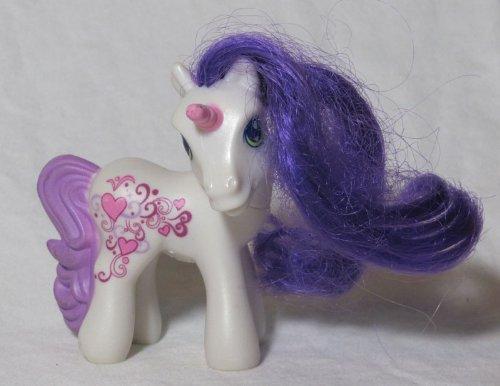McDonalds - My Little Pony - SWEETIE BELLE #1 - 25th Birthday Celebration
