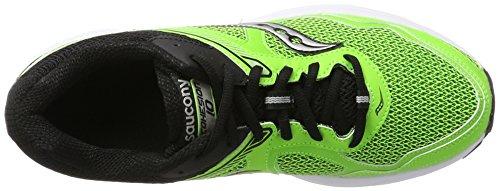 Verde Zapatillas slime Para black Running 10 Saucony Cohesion De Hombre Ow0vaUqn