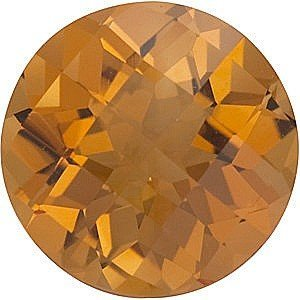 Carats Round Checkerboard Shape - 9