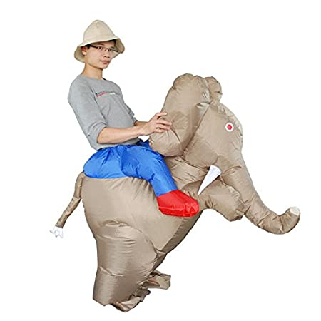 Lim Disfraz de Elefante Inflable para Halloween de tu pequeño ...
