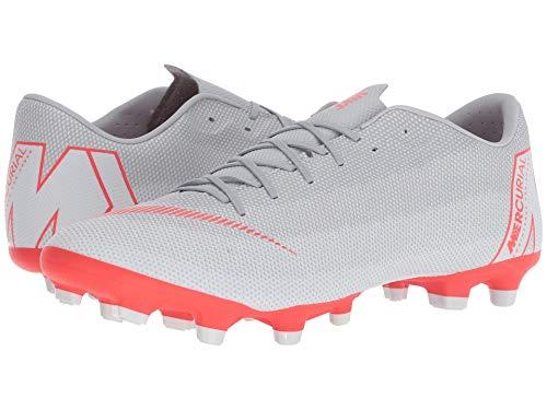 [NIKE(ナイキ)] メンズランニングシューズ?スニーカー?靴 Vapor 12 Academy MG Wolf Grey/Bright Crimson/Pure Platinum 8 (26cm) D - Medium