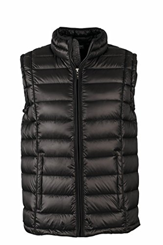 JN1081 Black amp; Puffer Jacket Down Quilted Nicholson Women's Black James S w8WCqtUC