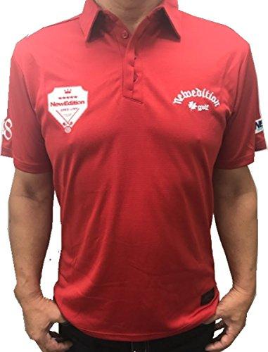 不道徳素晴らしい良い多くの咽頭ゴルフシャツ メンズ 長袖 半袖 シャツ ゴルフウエア ポロシャツ ストレッチ 秋冬 ワッペン 速乾 吸収 シャツ (NEG-311),(NEG-312)