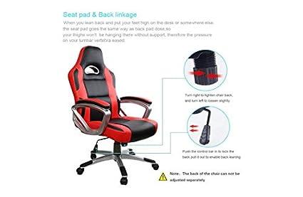 L &l ecommerce chaise de bureau gaming ergonomique style racing si