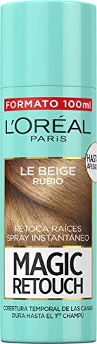 🥇 L'Oréal Paris Magic Retouch Spray Retoca Raíces Rubio 100 ml