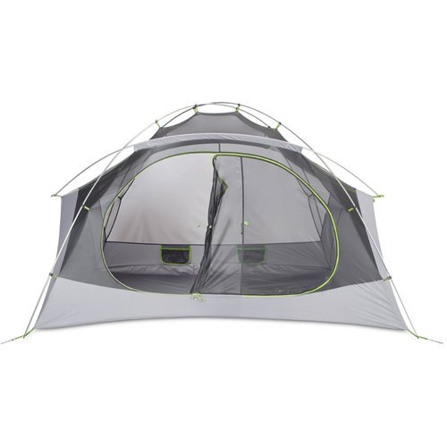 NEMO Bungalow 4P Camping Tent Birch Leaf Green