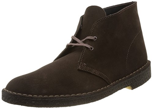 Clarks Originals Herren Desert Boot Braun (Brown Sde)
