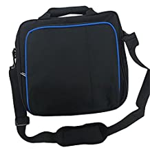 GVDOR Travel Storage Carry Case Cover Carrying Protective Shoulder Bag For PS4 Console
