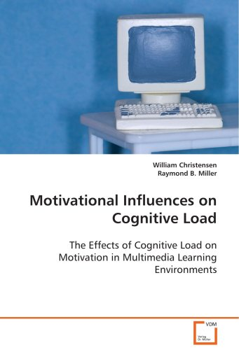 Motivational Influences on Cognitive Load: The Effects of Cognitive Load on Motivation in Multimedia Learning Environmen