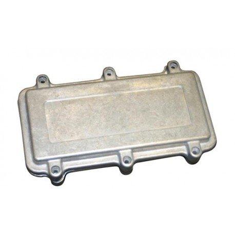 10-25//32 Length x 6-51//64 Width x 2-19//32 Depth Natural Finish 10-25//32 Length x 6-51//64 Width x 2-19//32 Depth IPS-3909 BUD Industries Series IP67 Aluminum NEMA Die Cast Box