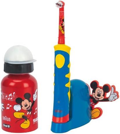 Braun Oral-B Advance Power Kids Kinderzahnbürste und SIGG-Trinkflasche (limitierte Edition)