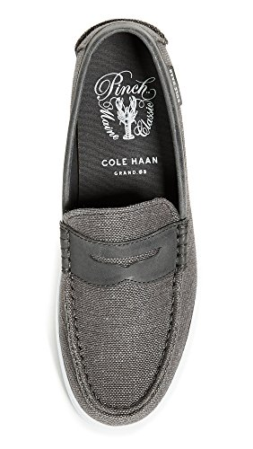 Cole Haan Heren Pinch Weekender Textielloafer Grijs / Magneet