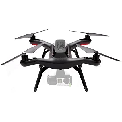 3DR Solo Quadcopter (No Gimbal) (Drone (No Gimbal))