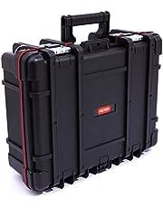 Keter 220232 Technican Box, gereedschapskist, zwart, 47 cm