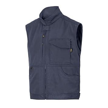 Snickers 43735800006 Service Vest Size L in Steel Grey