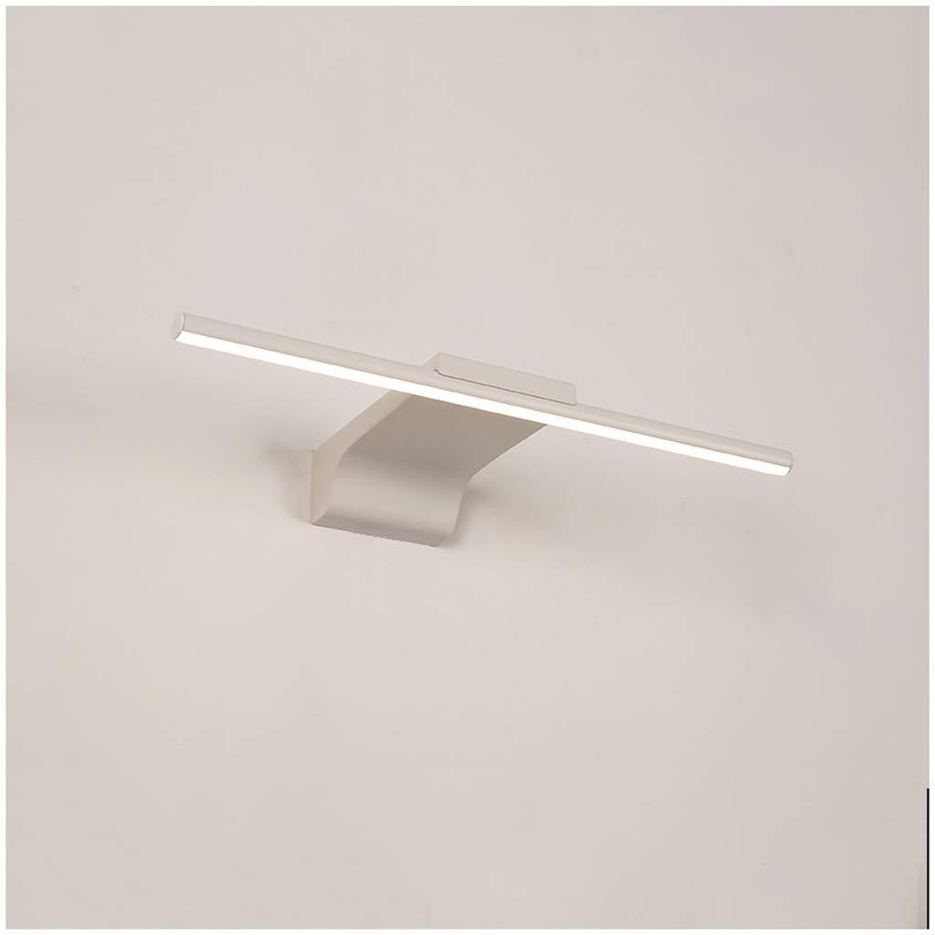 FJH Spiegel-Frontleuchte wasserdicht und Anti-Fog-Badezimmerspiegel-Kabinett-Licht, das Lampe anrotet (Größe   40cm)