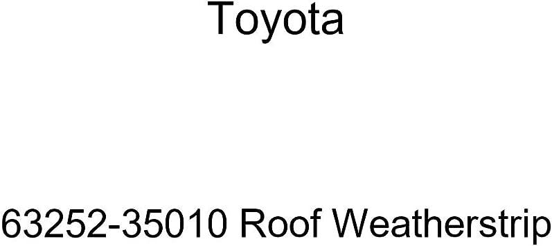 TOYOTA Genuine 63252-14030 Roof Weatherstrip