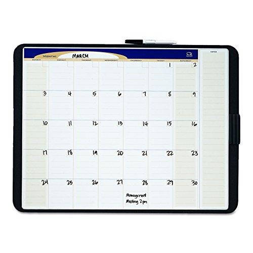 (Quartet Calendar Whiteboard, Monthly, 23