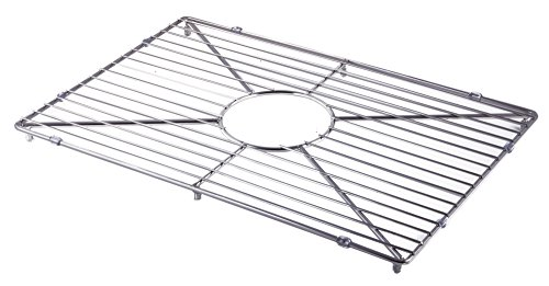 kitchen sink grid for AB2418SB, AB2418ARCH, AB2418UM, Stainless Steel (Fireclay Sink Drainer)