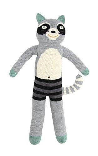 Amazon.com: Blabla Doll – Bandit el mapache: Baby