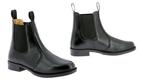 Noir Aires Boots Buenos Equi thème Equitation wgXfqx76